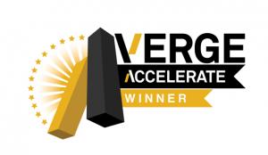 VERGE Accelerate Winner Logo